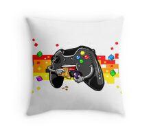 Gamer controller Throw Pillow