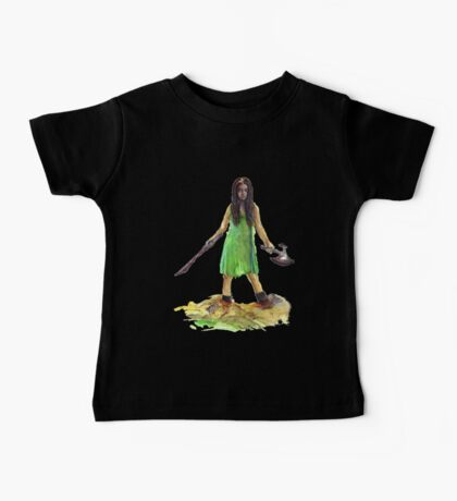 River Tam from Serenity/Firefly T-shirts and Kids Clothes Baby Tee