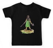 River Tam from Serenity/Firefly T-shirts and Kids Clothes Kids Tee