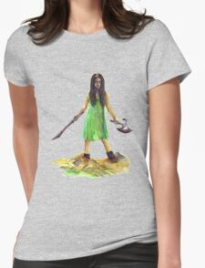 River Tam from Serenity/Firefly T-shirts and Kids Clothes Womens Fitted T-Shirt