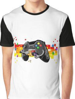 Gamer controller Graphic T-Shirt
