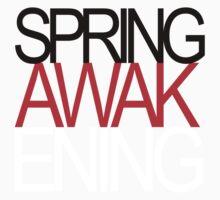 Spring Awakening  by novakstiels