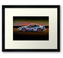 Porsche GT IV Framed Print