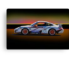 Porsche GT IV Canvas Print