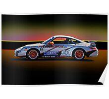 Porsche GT IV Poster