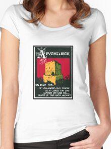 Adventurer 2 Women's Fitted Scoop T-Shirt