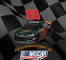 A #DaleJr design. by ernhrtfan