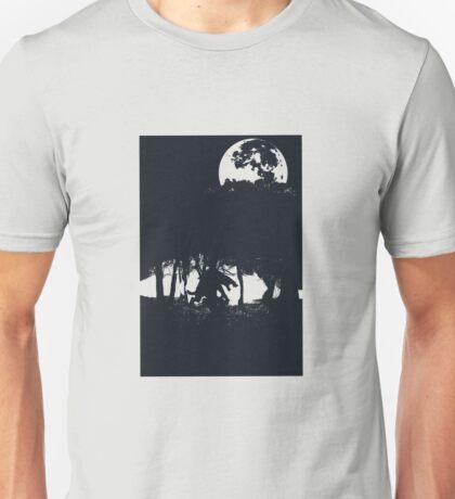 Werewolf Afoot Unisex T-Shirt