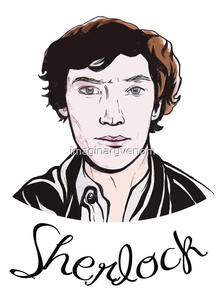 Sherlock by Grace Mutton