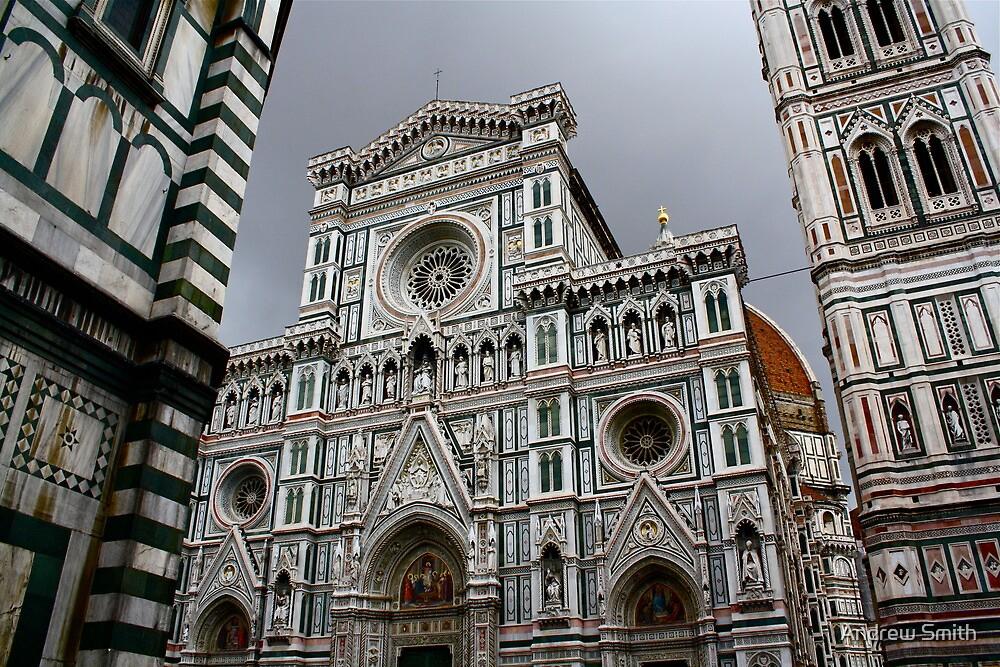 The Basilica di Santa Maria del Fiore by Andrew Connor Smith