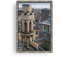 Mackintosh Tower Canvas Print