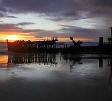 Sunset. by Baska