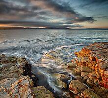 Bellerive Bluff Sunrise #12 by Chris Cobern