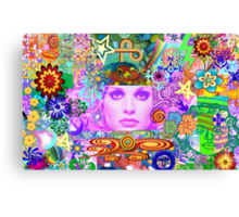 The Magical Ways of Woman Canvas Print