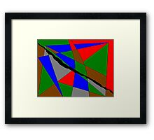 Forces Within Framed Print