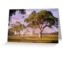 Mt Barker, Adelaide Hills SA Greeting Card