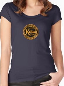 Kodak Women's Fitted Scoop T-Shirt