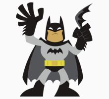 """Batsy Black"" Sticker by DrWow"