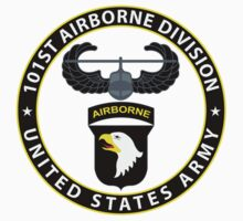 101st Airborne Wings by 5thcolumn