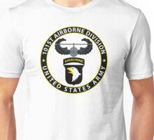 101st Airborne Wings Unisex T-Shirt