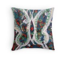 Butterfly Of Hope Throw Pillow