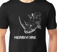 Herbivore D Unisex T-Shirt