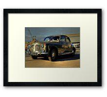 Rover 90  Framed Print