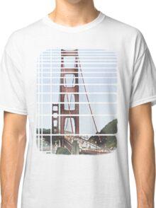Golden Gate  Classic T-Shirt