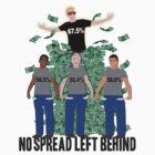 No Spread Left Behind by iamtrey