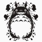 Totororschach by MightyRain