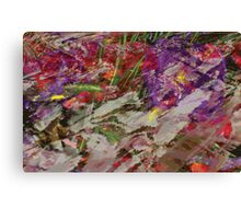 Rhythm's of Spring Digital Image 11 Canvas Print
