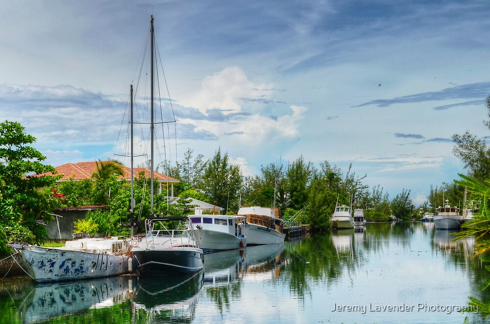 Coral Harbour in Nassau, The Bahamas by Jeremy Lavender Photography