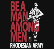 Rhodesian Army Recruiting Poster Graphic by 5thcolumn
