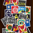 Nerd&#x27;s Stamp Collection *REQUESTED* by mcgani