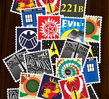 Nerd's Stamp Collection *REQUESTED* by mcgani