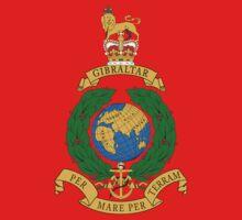 Royal Marines Commando Full Color One Piece - Short Sleeve