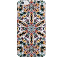 Spectral Abstract Shapes iPhone Case/Skin