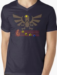Song of the Songbird Mens V-Neck T-Shirt