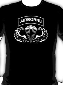Airborne Hardcore T-Shirt