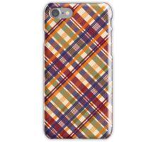 Tartan iPhone Case iPhone Case/Skin