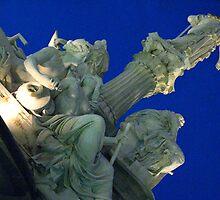 Pallas-Athene-Brunnen by Stephen Oravec
