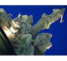 Pallas-Athene-Brunnen Photographic Print