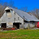 Another Old Barn (4) by michaelasamples