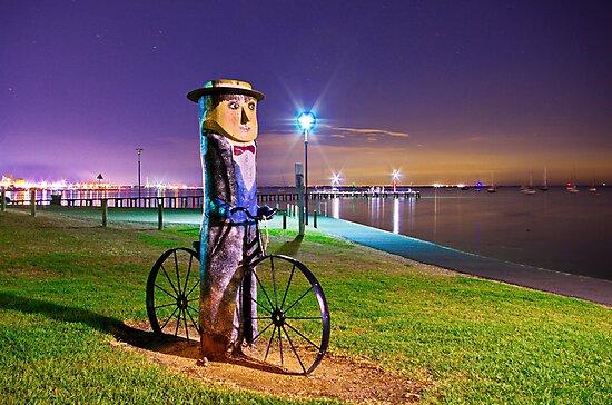 """Night Ride"" by Phil Thomson IPA"
