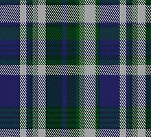 01750 British Columbia (CIDD 28107) Commemorative Tartan Fabric Print Iphone Case by Detnecs2013