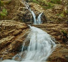 Howells Falls, Mount Buffalo by Kevin McGennan