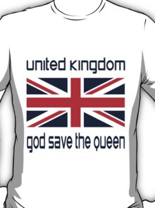 God Save the Queen T-Shirt