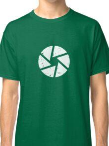 Iris Logo, White Classic T-Shirt