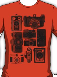 Old Cameras T-Shirt