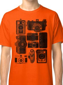 Old Cameras Classic T-Shirt